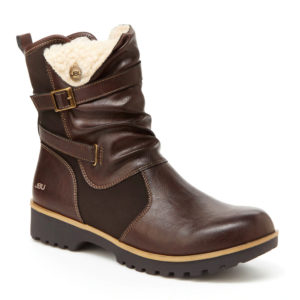 Jambu Womens Evans Brown