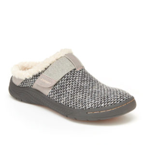 Jambu Womens Graham Encore Light Grey