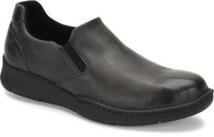 Men's Born Edder Dark Grey Shoe