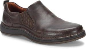 Men's Born Kent Dark Brown Shoe