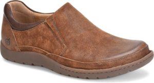 Men's Born Nigel Rust Slip on Shoe