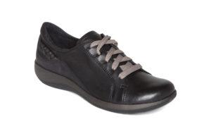 Women's Aetrex Dana Black Shoe