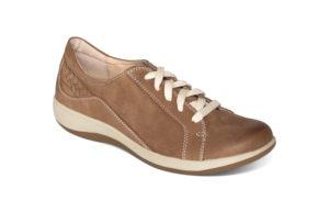 Women's Aetrex Dana Mocha Shoe