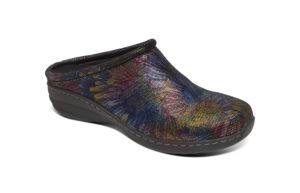 Women's Aetrex Flower Garden Clog Shoe