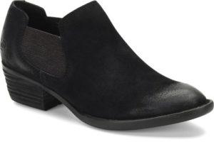 Women's Born Dallia Black Short Boot