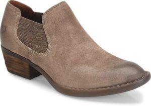 Women's Born Dallia Taupe Short Boot