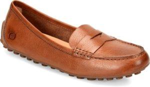 Women's Born Malena Brown Flat Shoe