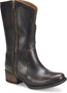 Women's Born Mosse Rust Boot