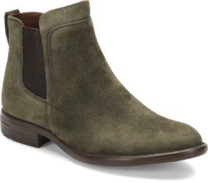 Women's Born Neah Green Short Boot