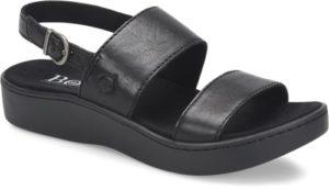 Women's Born Oconee Black Sandal