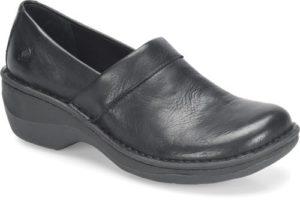 Women's Born Toby Duo Black Clog Shoe