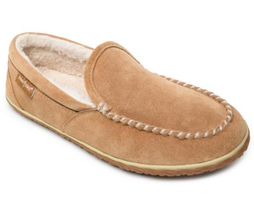 Minnetonka Mens Tilden Brown