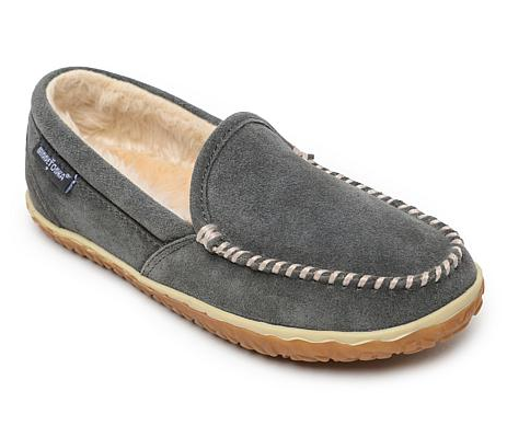 Minnetonka Womens Tempe Grey