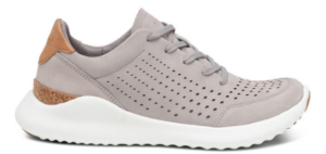 Aetrex Laura Lace up Grey